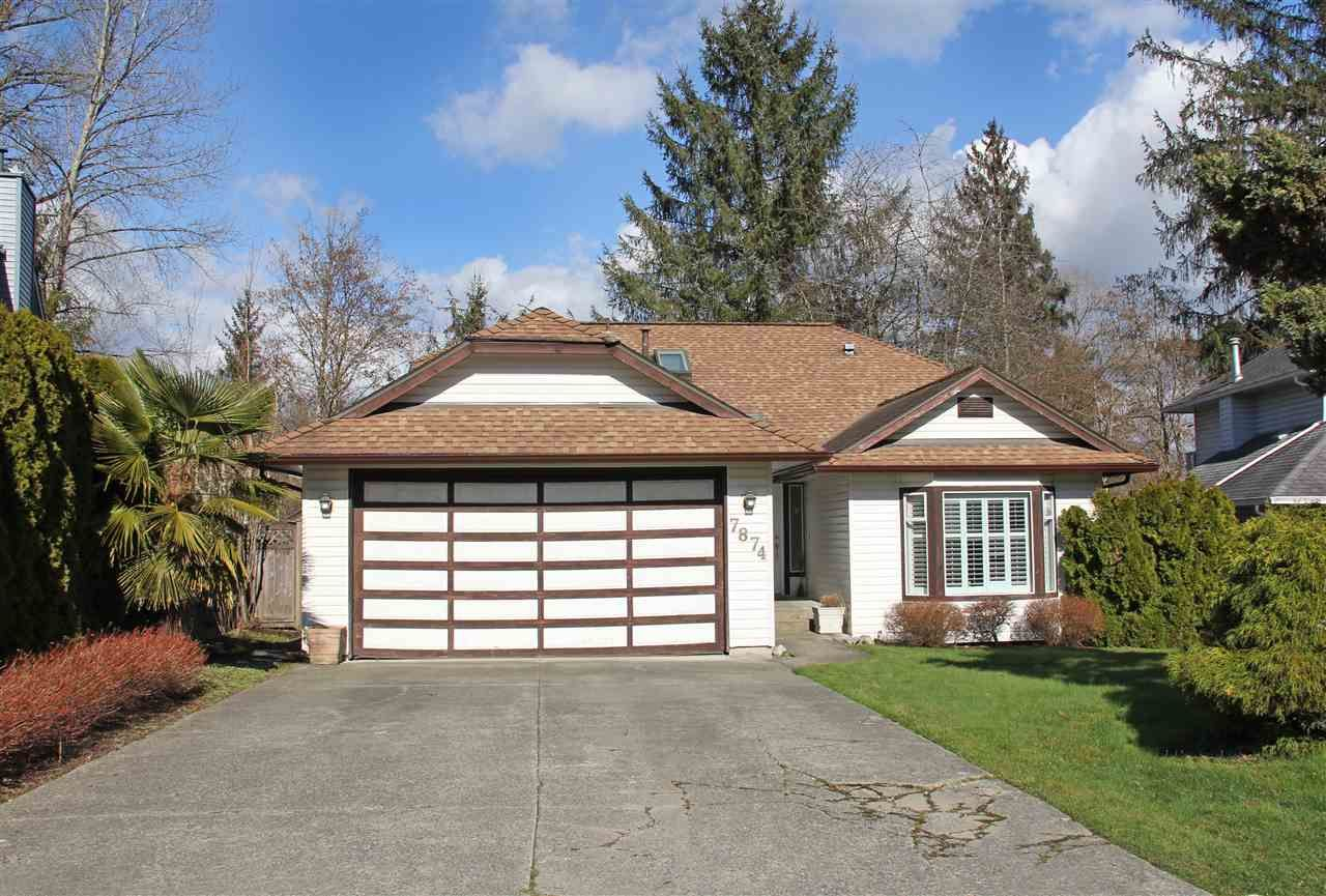 """Main Photo: 7874 143A Street in Surrey: East Newton House for sale in """"Springhill"""" : MLS®# R2554055"""