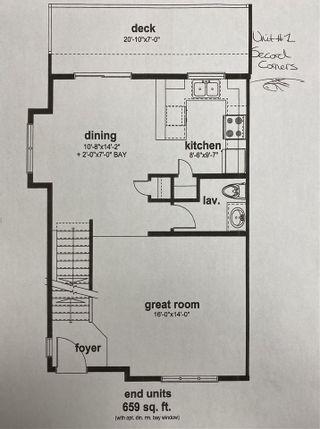 Photo 3: 1 9535 217 Street in Edmonton: Zone 58 Townhouse for sale : MLS®# E4215862