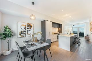 """Main Photo: 1490 W 58TH Avenue in Vancouver: South Granville Townhouse for sale in """"Granville & 59th"""" (Vancouver West)  : MLS®# R2539986"""