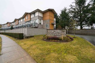 """Photo 2: 66 34248 KING Road in Abbotsford: Poplar Townhouse for sale in """"Argyle"""" : MLS®# R2338605"""