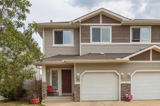 Photo 1: 30 133 EASTGATE Way: St. Albert House Half Duplex for sale : MLS®# E4254613