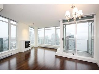 Photo 4: # 2801 1188 W PENDER ST in Vancouver: Coal Harbour Condo for sale ()  : MLS®# V858468