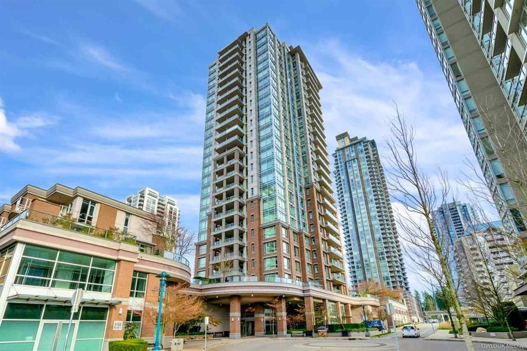 """Main Photo: 2603 1155 THE HIGH Street in Coquitlam: North Coquitlam Condo for sale in """"M1 BY CRESSEY"""" : MLS®# R2597728"""