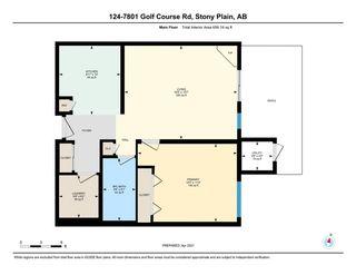 Photo 50: 124 7801 GOLF COURSE Road: Stony Plain Condo for sale : MLS®# E4241222