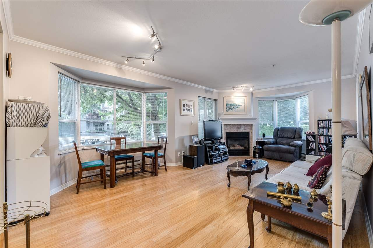 """Photo 4: Photos: 110 2620 JANE Street in Port Coquitlam: Central Pt Coquitlam Condo for sale in """"JANE GARDENS"""" : MLS®# R2501624"""