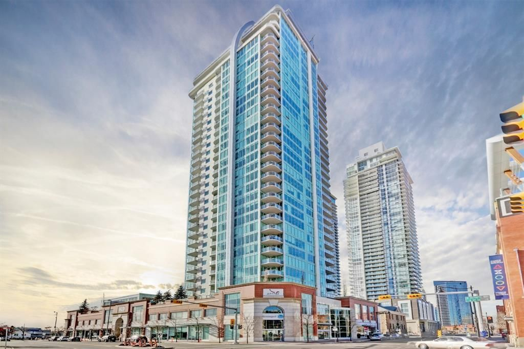 Main Photo: 2202 433 11 Avenue SE in Calgary: Beltline Apartment for sale : MLS®# A1070846