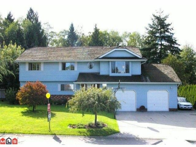 """Main Photo: 11333 153A Street in Surrey: Fraser Heights House for sale in """"Fraser Heights"""" (North Surrey)  : MLS®# F1023728"""