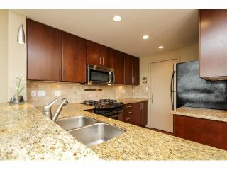 """Photo 4: 1304 1483 W 7TH Avenue in Vancouver: Fairview VW Condo for sale in """"VERONA OF PORTICO"""" (Vancouver West)  : MLS®# V1090142"""