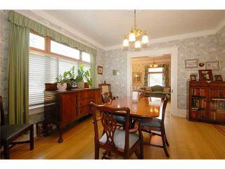Photo 4: 326 3RD Street in New Westminster: Queens Park House for sale : MLS®# V882156