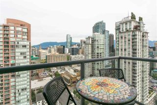 """Photo 14: 2601 928 RICHARDS Street in Vancouver: Yaletown Condo for sale in """"THE SAVOY"""" (Vancouver West)  : MLS®# R2288010"""