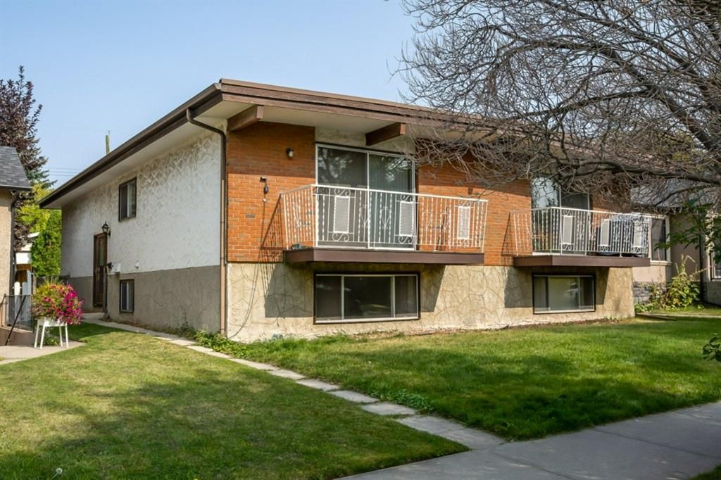 Main Photo: 450 19 Avenue NW in Calgary: Mount Pleasant Semi Detached for sale : MLS®# A1036618