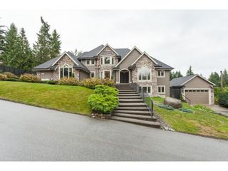 Photo 1: 1455 EAST Road: Anmore House for sale (Port Moody)  : MLS®# R2437316