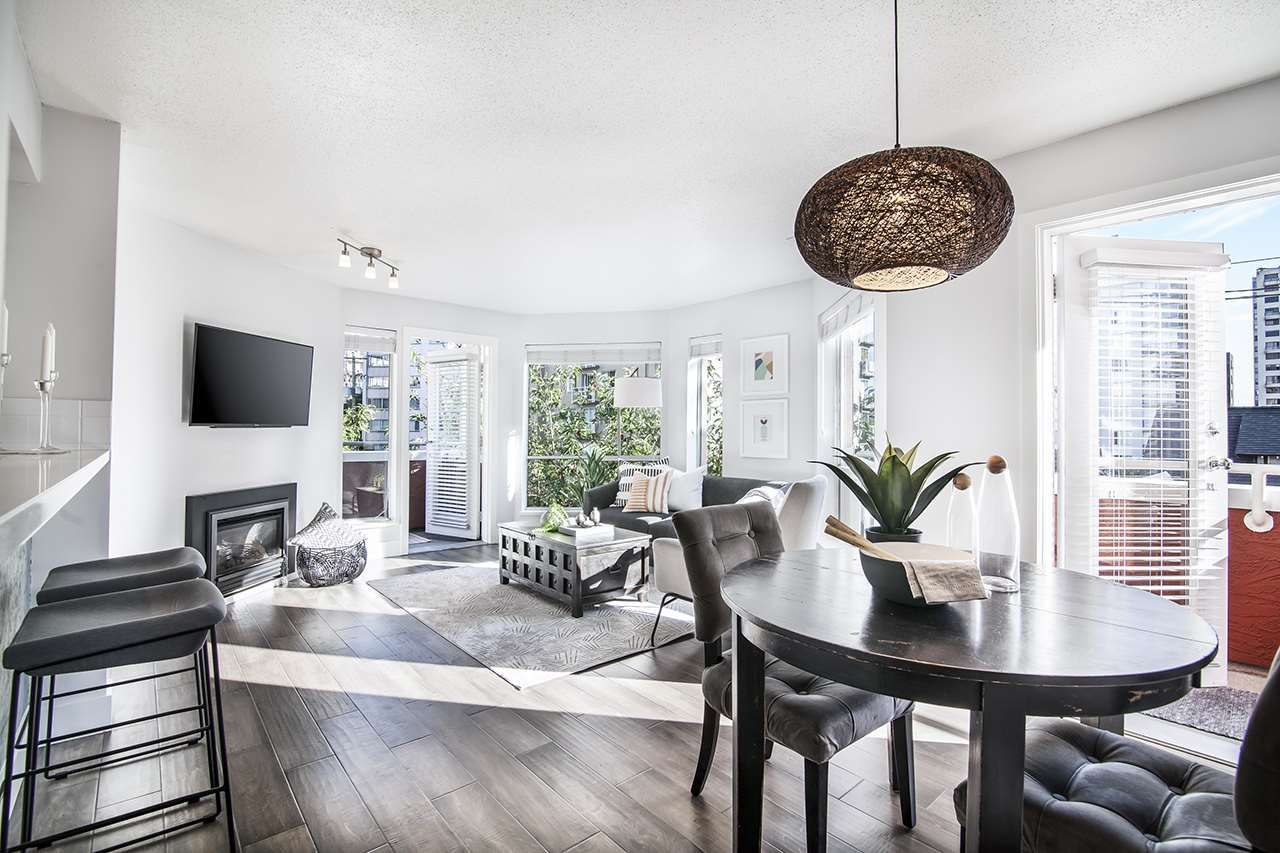 """Main Photo: 307 1010 CHILCO Street in Vancouver: West End VW Condo for sale in """"THE CHILCO PARK"""" (Vancouver West)  : MLS®# R2491997"""