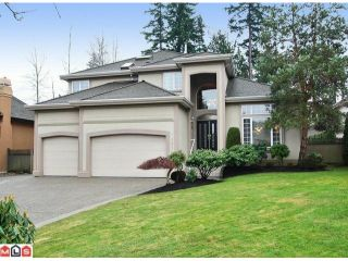 Photo 1: 13302 22A Avenue in Surrey: Elgin Chantrell House for sale (South Surrey White Rock)  : MLS®# F1102396