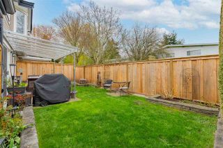 """Photo 19: 3 4748 54A Street in Delta: Delta Manor Townhouse for sale in """"ROSEWOOD COURT"""" (Ladner)  : MLS®# R2565810"""