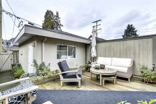 Photo 11: 1319 CHESTNUT Street in Vancouver: Kitsilano 1/2 Duplex for sale (Vancouver West)  : MLS®# R2541897