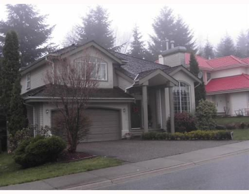 Main Photo: 1556 TANGLEWOOD Lane in Coquitlam: Westwood Plateau House for sale : MLS®# V761380