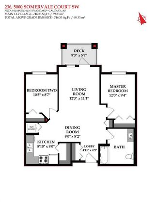 Photo 26: 236 5000 Somervale Court SW in Calgary: Somerset Apartment for sale : MLS®# A1130906