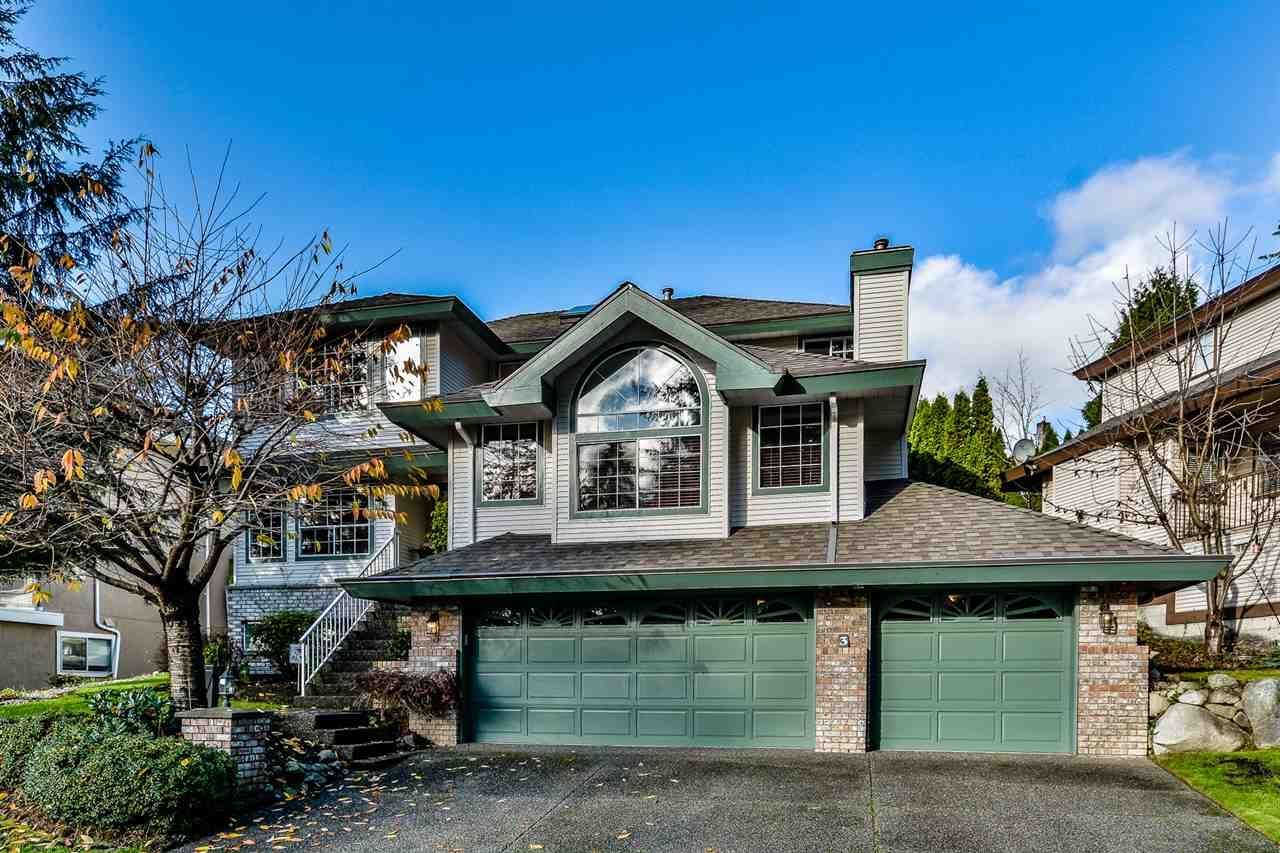 """Main Photo: 3 DEERWOOD Place in Port Moody: Heritage Mountain House for sale in """"HERITAGE MOUNTAIN"""" : MLS®# R2124680"""