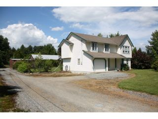 "Photo 2: 28323 MYRTLE AV in Abbotsford: Bradner House for sale in ""bradner"" : MLS®# F1317197"