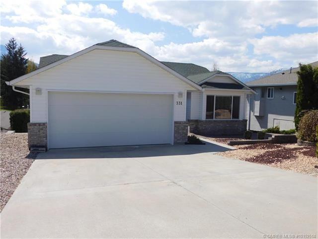 Main Photo: 331 Southeast 17 Street in Salmon Arm: House for sale (SE Salmon Arm)  : MLS®# 10152514