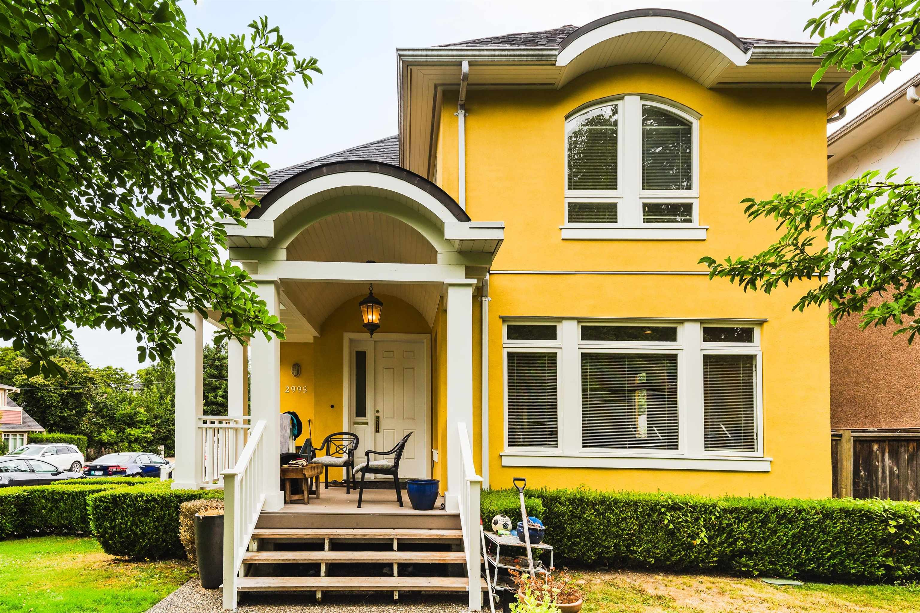 Main Photo: 2995 W 12TH Avenue in Vancouver: Kitsilano House for sale (Vancouver West)  : MLS®# R2610612