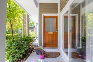 Photo 2: 129 7388 MACPHERSON AVENUE in Burnaby: Metrotown Townhouse for sale (Burnaby South)  : MLS®# R2584883