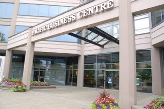 Main Photo: 200N 5811 COONEY Road in Richmond: Brighouse Office for lease : MLS®# C8039750