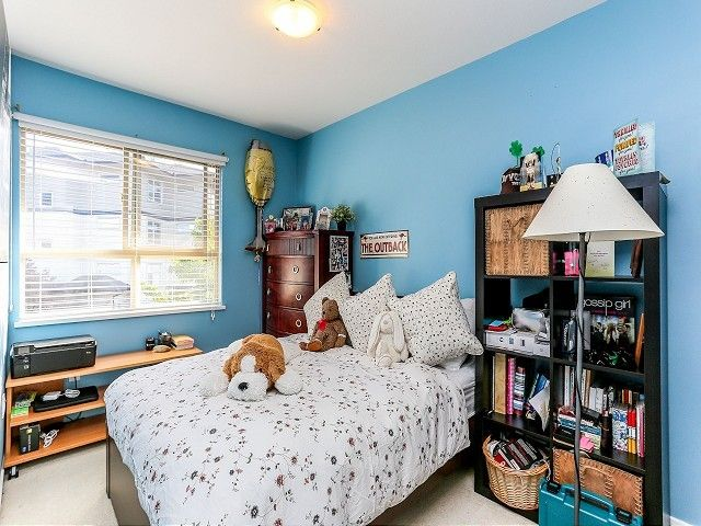 """Photo 15: Photos: 105 100 KLAHANIE Drive in Port Moody: Port Moody Centre Townhouse for sale in """"INDIGO"""" : MLS®# V1032337"""
