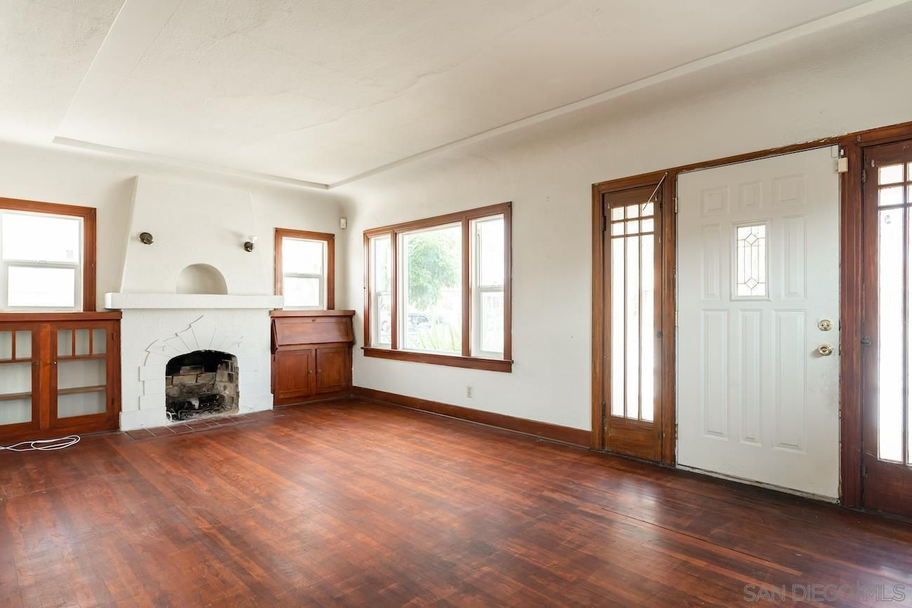 Main Photo: NORMAL HEIGHTS House for sale : 2 bedrooms : 4340 Bancroft in San Diego