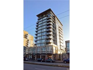 """Main Photo: # 503 1068 W BROADWAY BB in Vancouver: Fairview VW Condo for sale in """"THE ZONE"""" (Vancouver West)  : MLS®# V1022245"""
