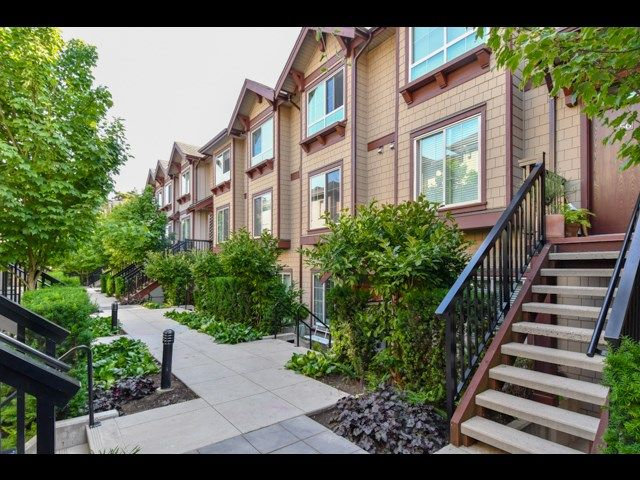 Main Photo: 52 433 SEYMOUR RIVER PLACE in North Vancouver: Seymour NV Townhouse for sale : MLS®# R2420989