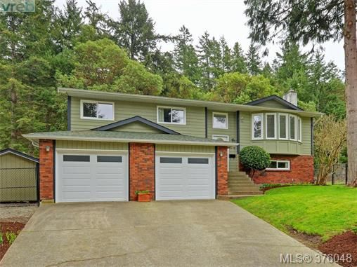 Main Photo: 3279 Sedgwick Dr in VICTORIA: Co Triangle House for sale (Colwood)  : MLS®# 754950