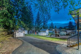 """Photo 35: 810 POIRIER Street in Coquitlam: Harbour Place House for sale in """"HARBOUR PLACE"""" : MLS®# R2572927"""