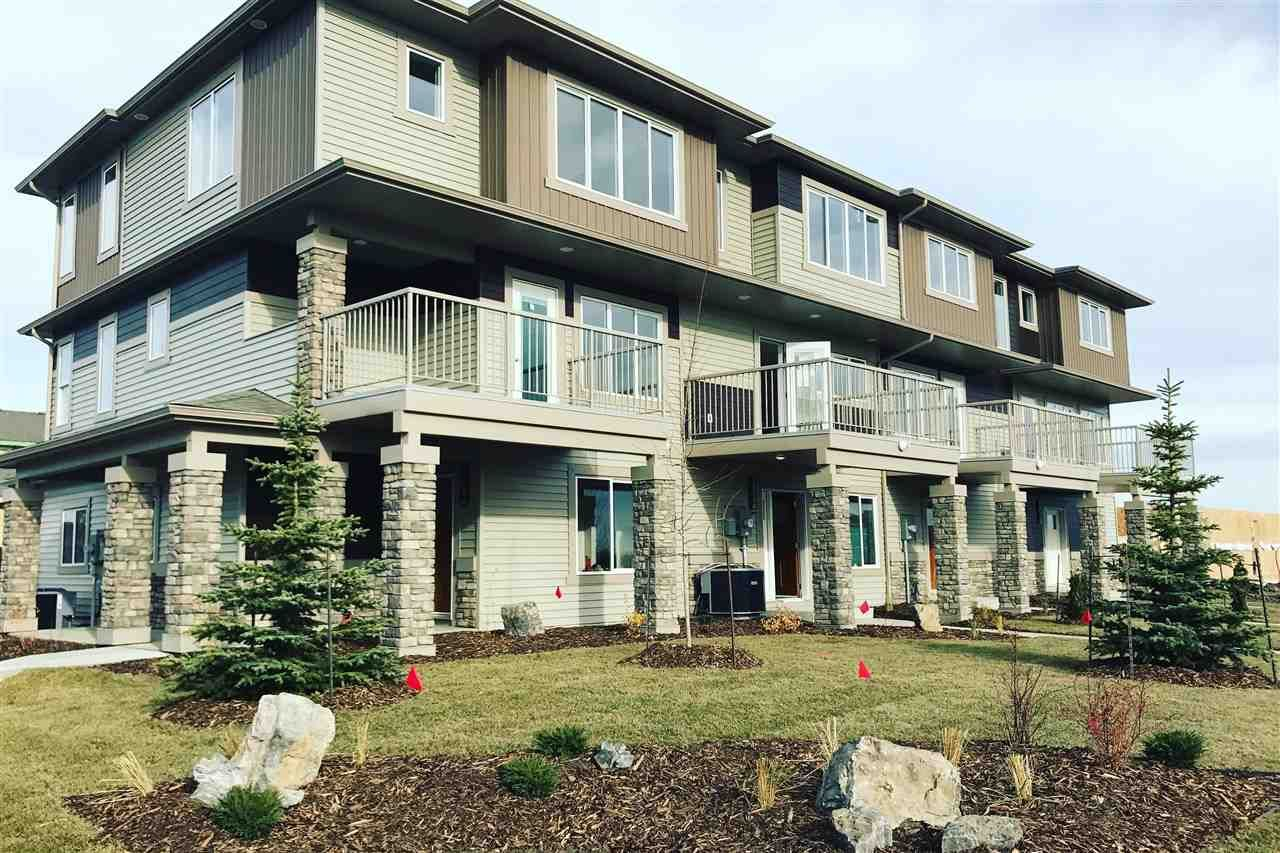 Main Photo:  in Edmonton: Zone 57 Attached Home for sale : MLS®# E4241422