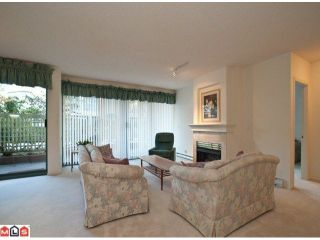 Photo 2: 107 1785 MARTIN Drive in Surrey: Sunnyside Park Surrey Condo for sale (South Surrey White Rock)  : MLS®# F1100144
