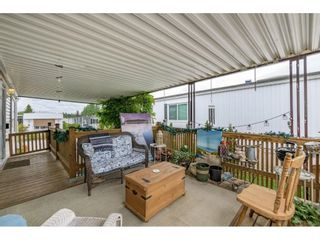 """Photo 22: 38 15875 20 Avenue in Surrey: King George Corridor Manufactured Home for sale in """"Sea Ridge Bays"""" (South Surrey White Rock)  : MLS®# R2616813"""