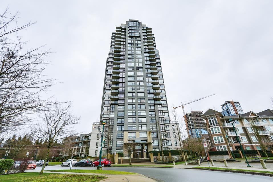 "Main Photo: 1401 5380 OBEN Street in Vancouver: Collingwood VE Condo for sale in ""URBA"" (Vancouver East)  : MLS®# R2032999"
