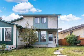 Main Photo: 105 Berwick Way NW in Calgary: Beddington Heights Semi Detached for sale : MLS®# A1152640