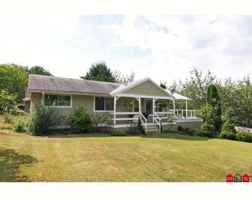 Main Photo: 285 192ND Street in Surrey: Hazelmere House for sale (South Surrey White Rock)  : MLS®# F1003399