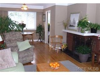 Photo 4: 2640 Dean Ave in VICTORIA: SE Camosun House for sale (Saanich East)  : MLS®# 562761