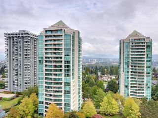 """Photo 9: 1400 5967 WILSON Avenue in Burnaby: Metrotown Condo for sale in """"PLACE MERIDIAN"""" (Burnaby South)  : MLS®# R2619905"""