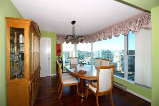 """Photo 7: 1102 8081 WESTMINSTER Highway in Richmond: Brighouse Condo for sale in """"Richmond Landmark"""" : MLS®# R2554856"""