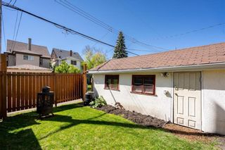 Photo 41: 678 Spruce Street in Winnipeg: West End Residential for sale (5C)  : MLS®# 202113196