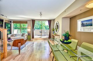 """Main Photo: TH8 989 RICHARDS Street in Vancouver: Downtown VW Townhouse for sale in """"THE MONDRIAN"""" (Vancouver West)  : MLS®# R2597197"""
