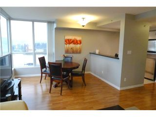 """Photo 5: 1703 588 BROUGHTON Street in Vancouver: Coal Harbour Condo for sale in """"HARBOURSIDE PARK"""" (Vancouver West)  : MLS®# V1035862"""