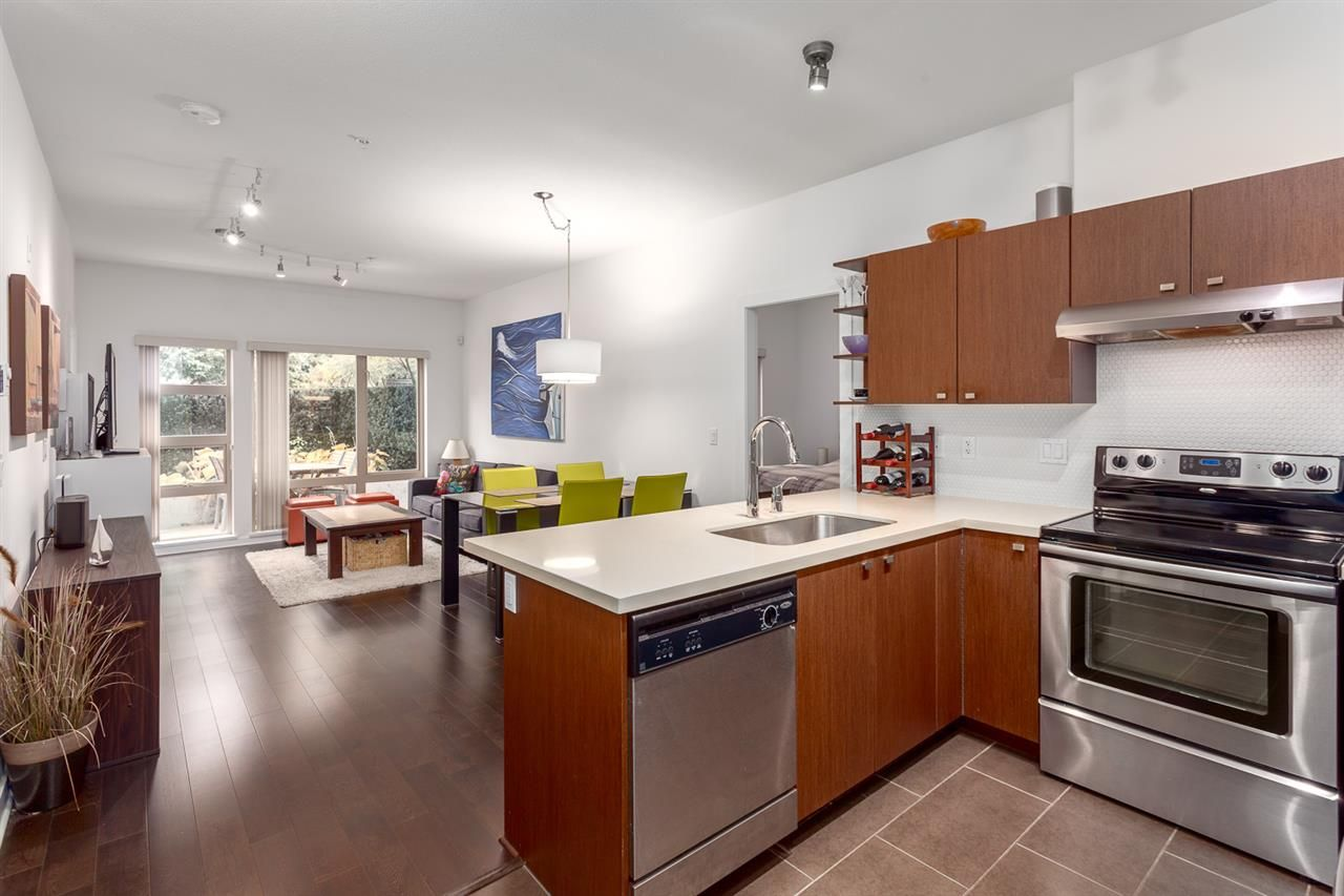 Main Photo: 125 738 E 29TH AVENUE in Vancouver: Fraser VE Condo for sale (Vancouver East)  : MLS®# R2216791