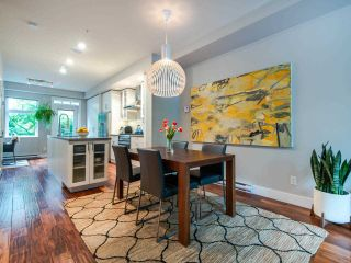 """Photo 10: 507 E 7TH Avenue in Vancouver: Mount Pleasant VE Townhouse for sale in """"Vantage"""" (Vancouver East)  : MLS®# R2472829"""