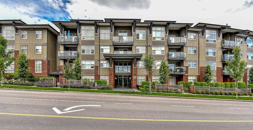 """Main Photo: 307 19201 66A Avenue in Surrey: Clayton Condo for sale in """"One92"""" (Cloverdale)  : MLS®# R2094678"""