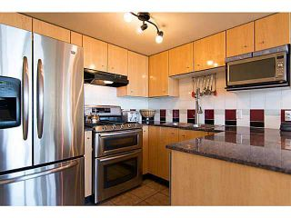 """Photo 7: 1905 501 PACIFIC Street in Vancouver: Downtown VW Condo for sale in """"The 501"""" (Vancouver West)  : MLS®# V1071377"""